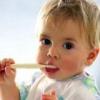 Здоровье молочных зубов ребенка