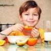 Здоровое и правильное питание для детей