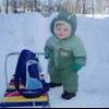 Зимние прогулки в мороз с маленьким ребенком
